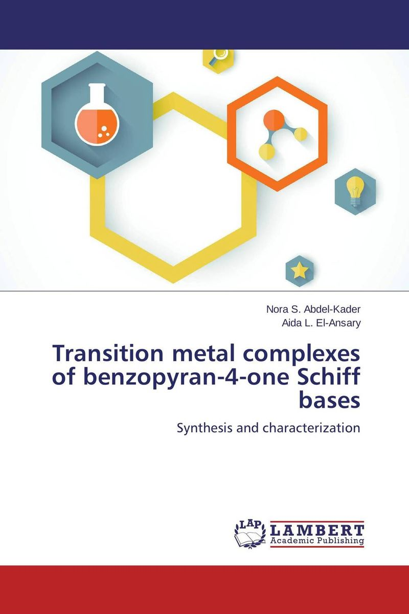 Transition metal complexes of benzopyran-4-one Schiff bases omar al obaidi transition metal complexes