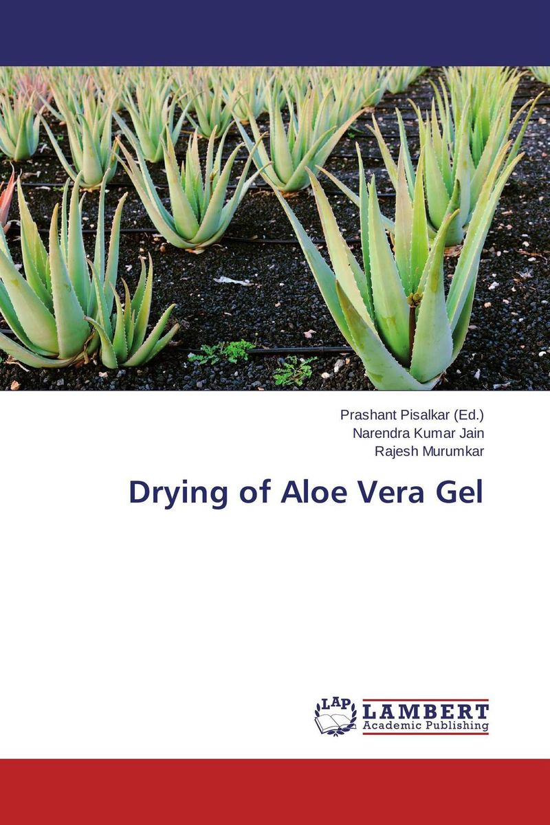 цены Drying of Aloe Vera Gel