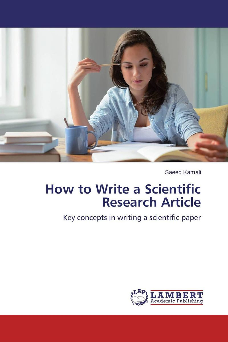 How to Write a Scientific Research Article