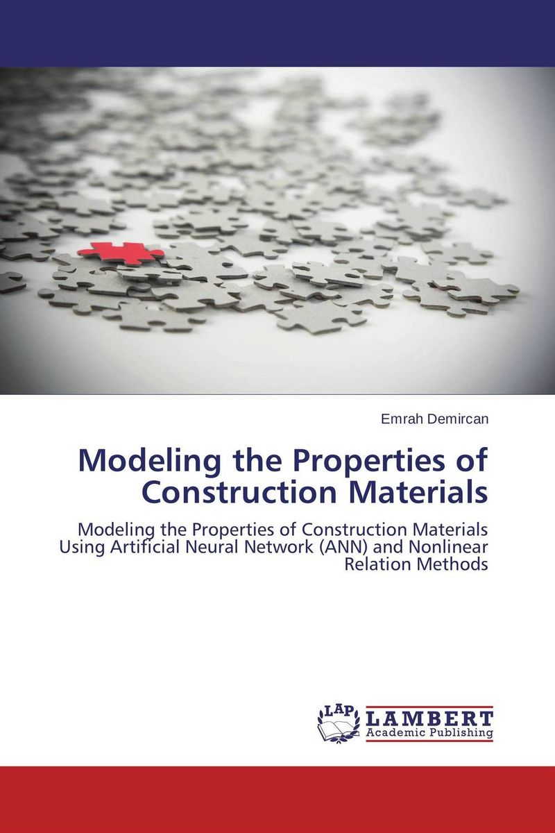 Modeling the Properties of Construction Materials michelle cottrell guidebook to the leed certification process for leed for new construction leed for core and shell and leed for commercial interiors