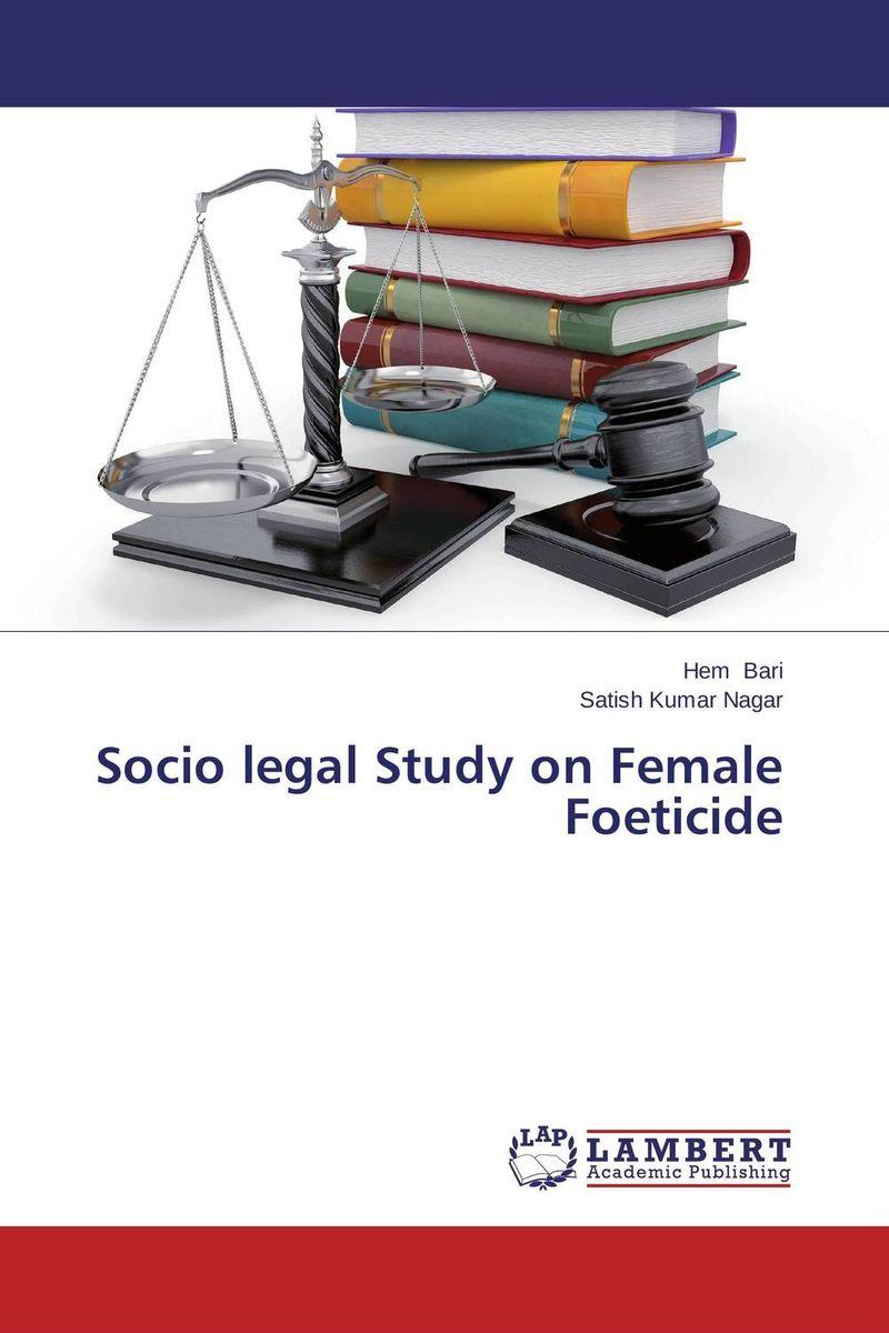 Socio legal Study on Female Foeticide abandoned villages