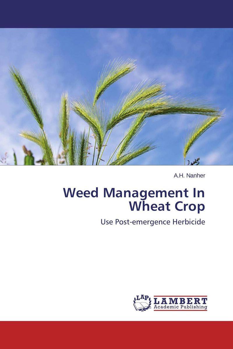 Weed Management In Wheat Crop ritesh patel and rajnikant patel brand management in retail banking