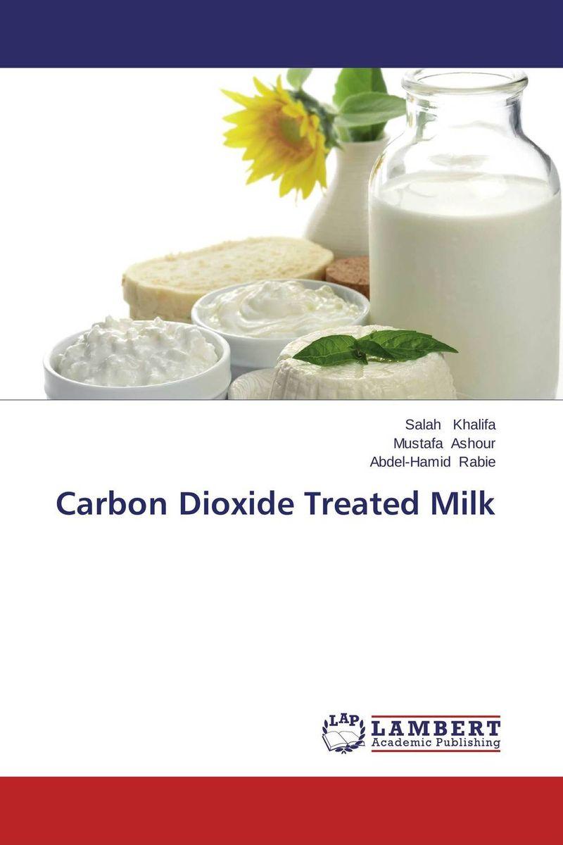 Carbon Dioxide Treated Milk