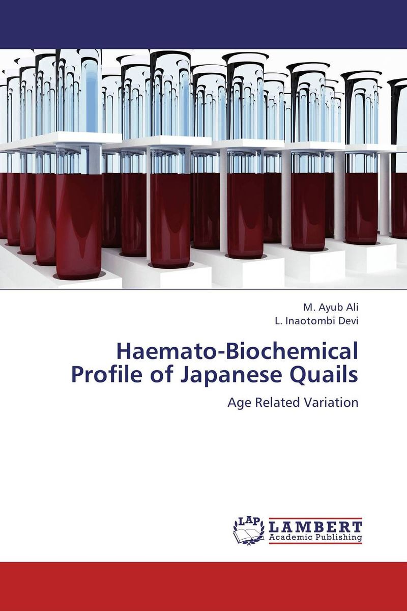 Haemato-Biochemical Profile of Japanese Quails prava mayengbam haematological and blood biochemical profile of frieswal cattle