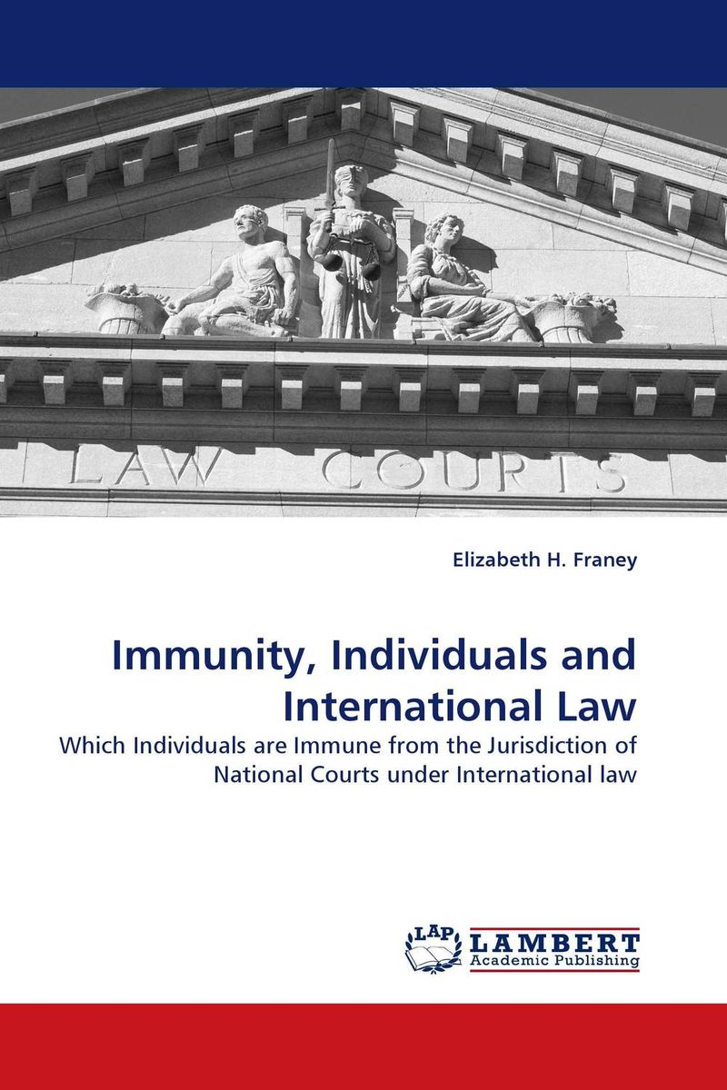 Immunity, Individuals and International Law immunity of heads of state