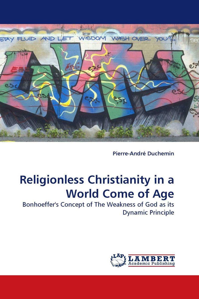 Religionless Christi...