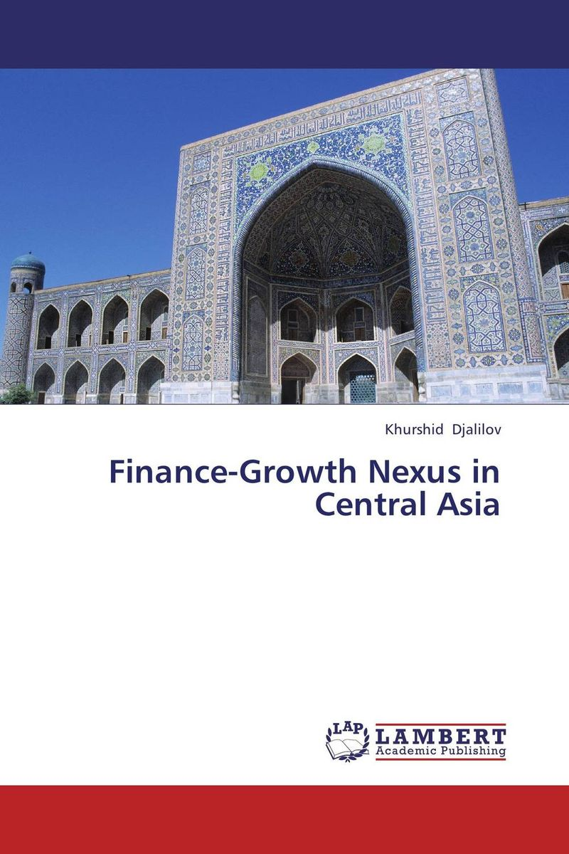 Finance-Growth Nexus in Central Asia micro finance in india