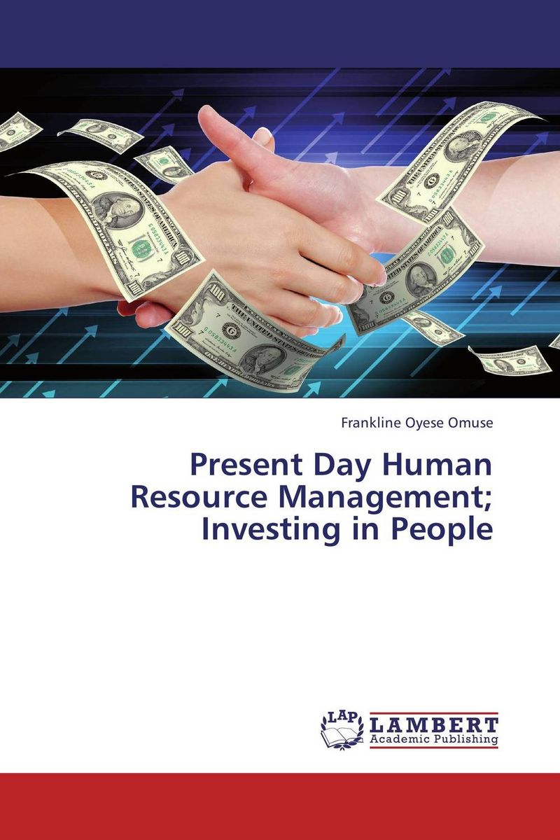 Present Day Human Resource Management; Investing in People last day on mars