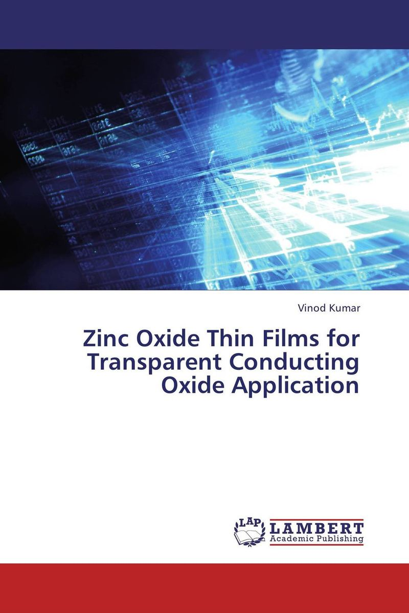 Zinc Oxide Thin Films for Transparent Conducting Oxide Application zinc oxide and manganese doped zinc oxide nanoparticles