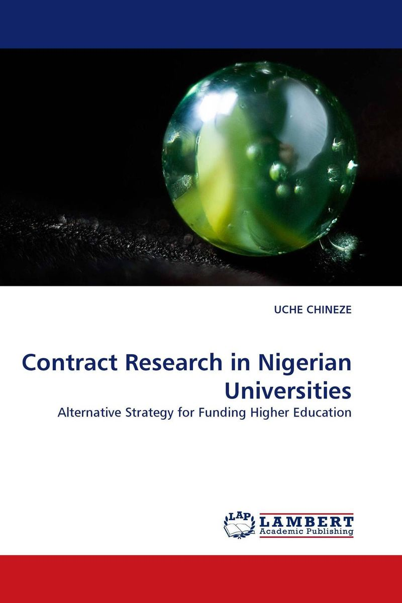 Contract Research in Nigerian Universities