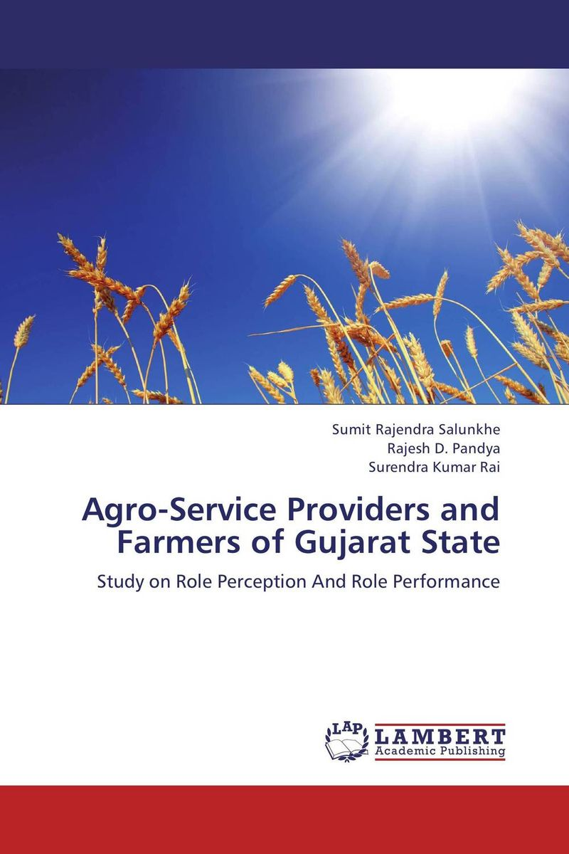 Agro-Service Providers and Farmers of Gujarat State green agro