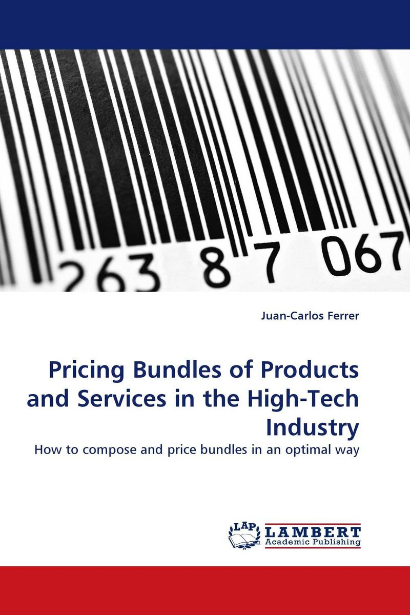 Pricing Bundles of Products and Services in the High-Tech Industry