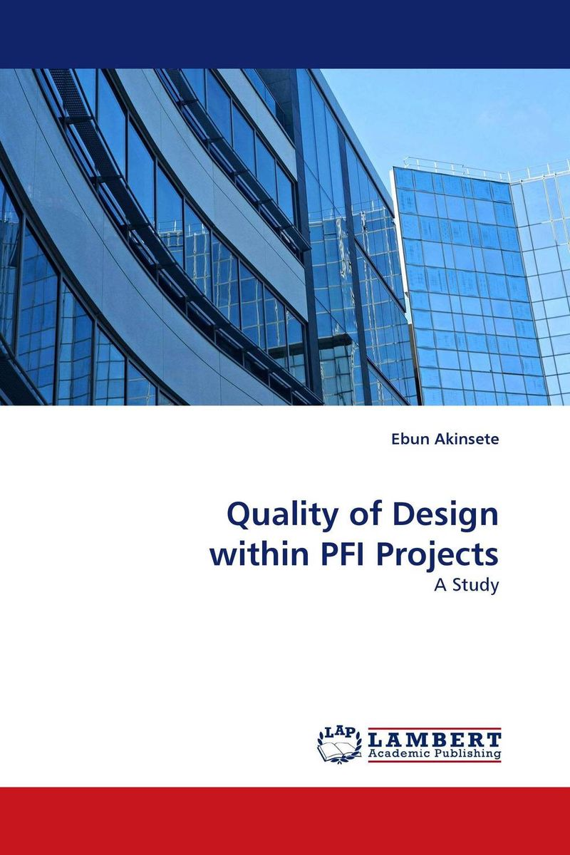 Quality of Design within PFI Projects the role of absurdity within english humour
