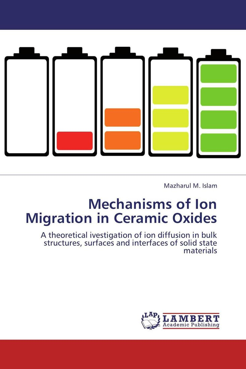 Mechanisms of Ion Migration in Ceramic Oxides advances in electronic ceramic materials