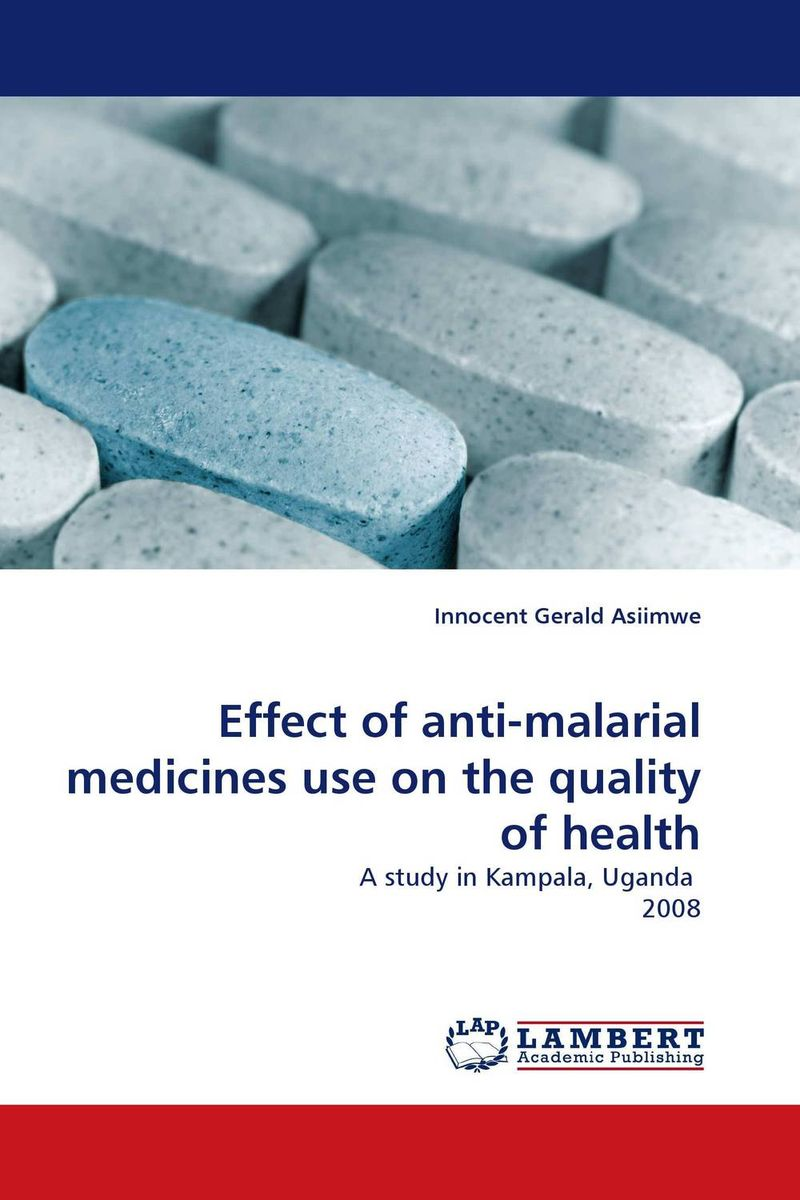 Effect of anti-malarial medicines use on the quality of health victoria wapf the disease of chopin a comprehensive study of a lifelong suffering