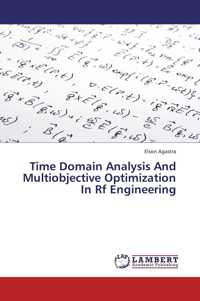 Time Domain Analysis And Multiobjective Optimization In Rf Engineering benefit analysis of optimization models for network recovery design