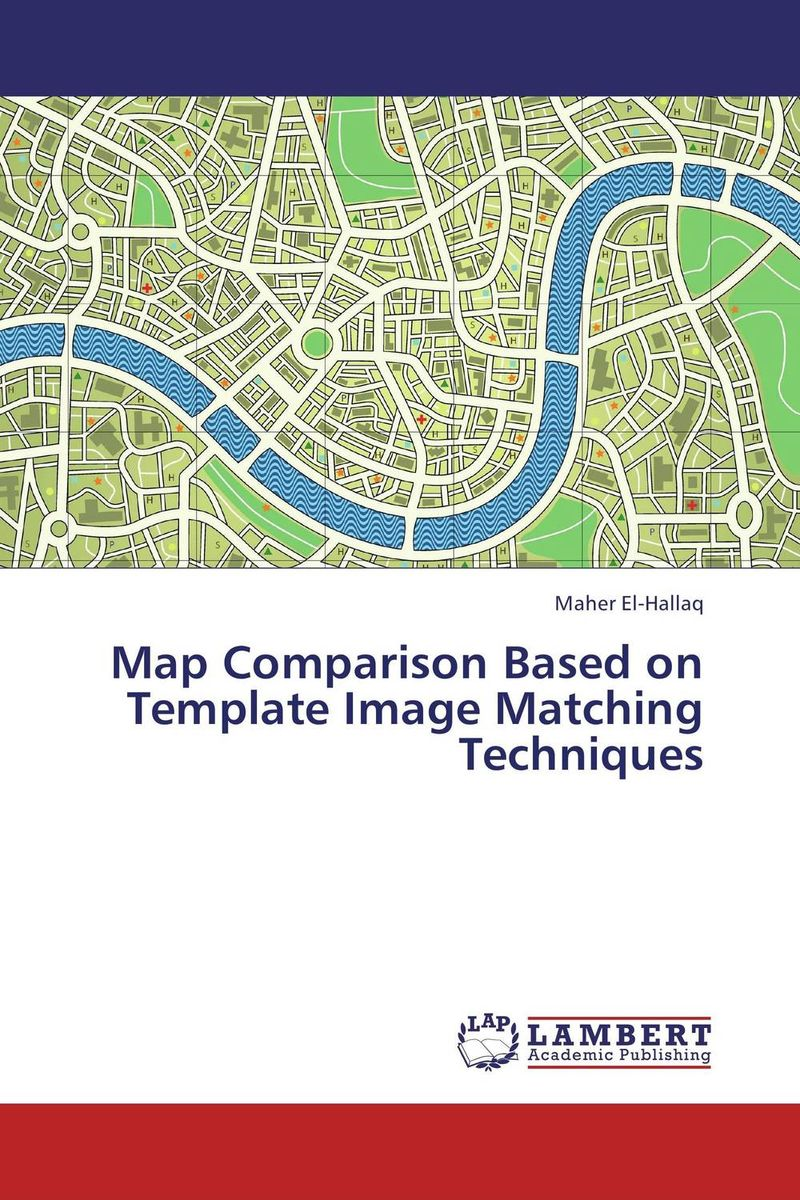 Map Comparison Based on Template Image Matching Techniques clustering and optimization based image segmentation techniques