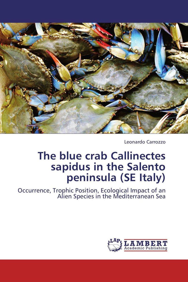 The blue crab Callinectes sapidus in the Salento peninsula (SE Italy) melia peninsula varadero ex tryp peninsula varadero 5 варадеро