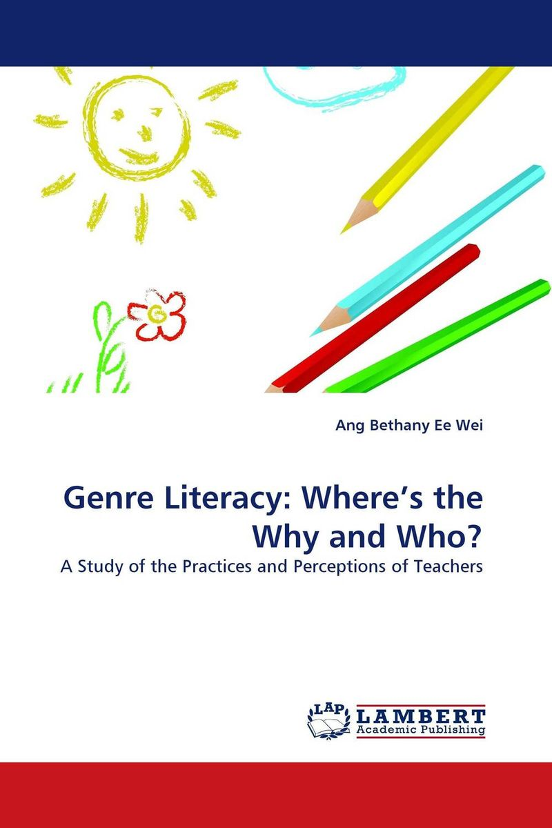 Genre Literacy: Where's the Why and Who? блуза anushka by anna pavlova цвет зеленый