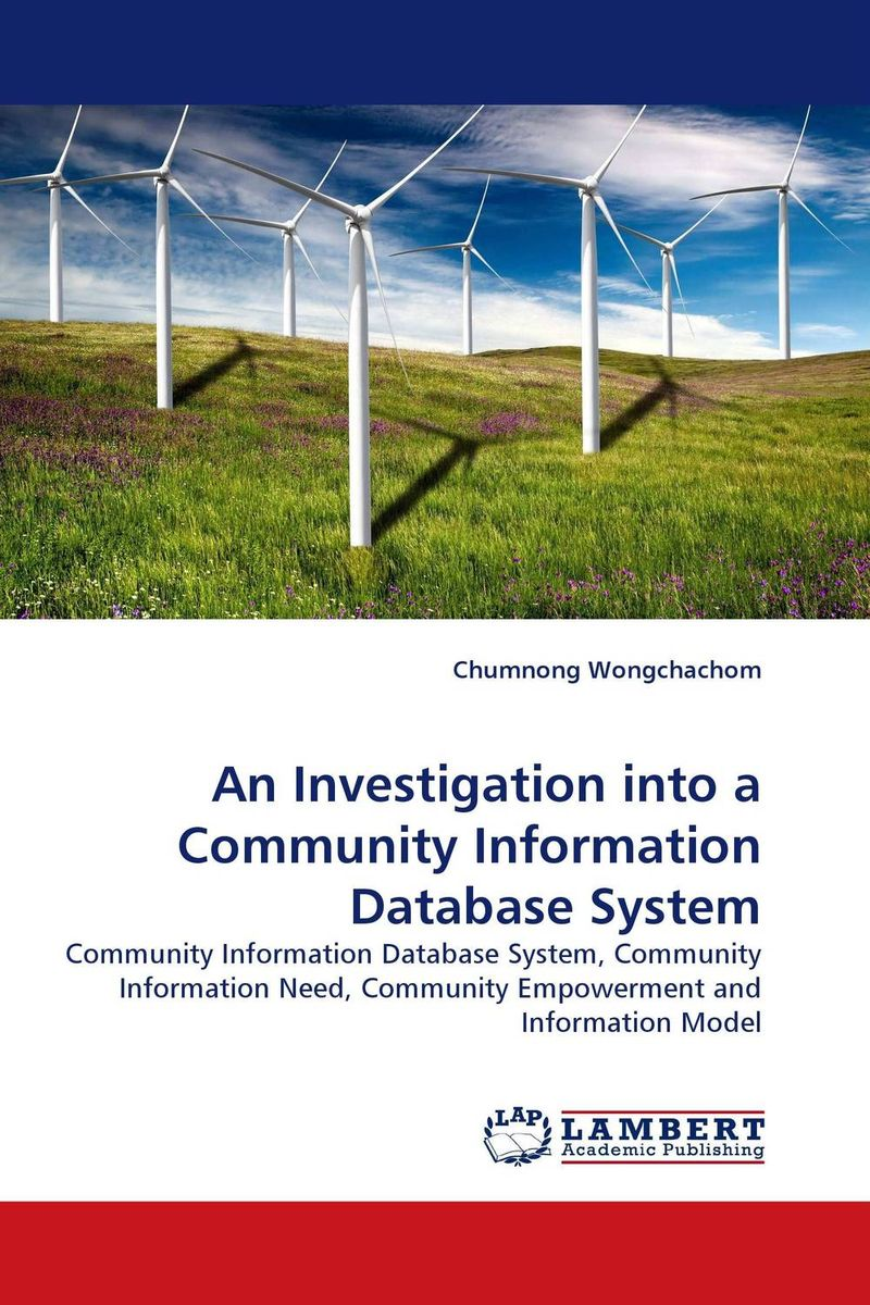 An Investigation into a Community Information Database System designing of an information retrieval system in veterinary science