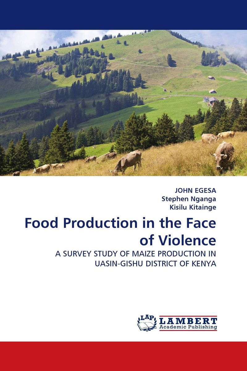 Food Production in the Face of Violence