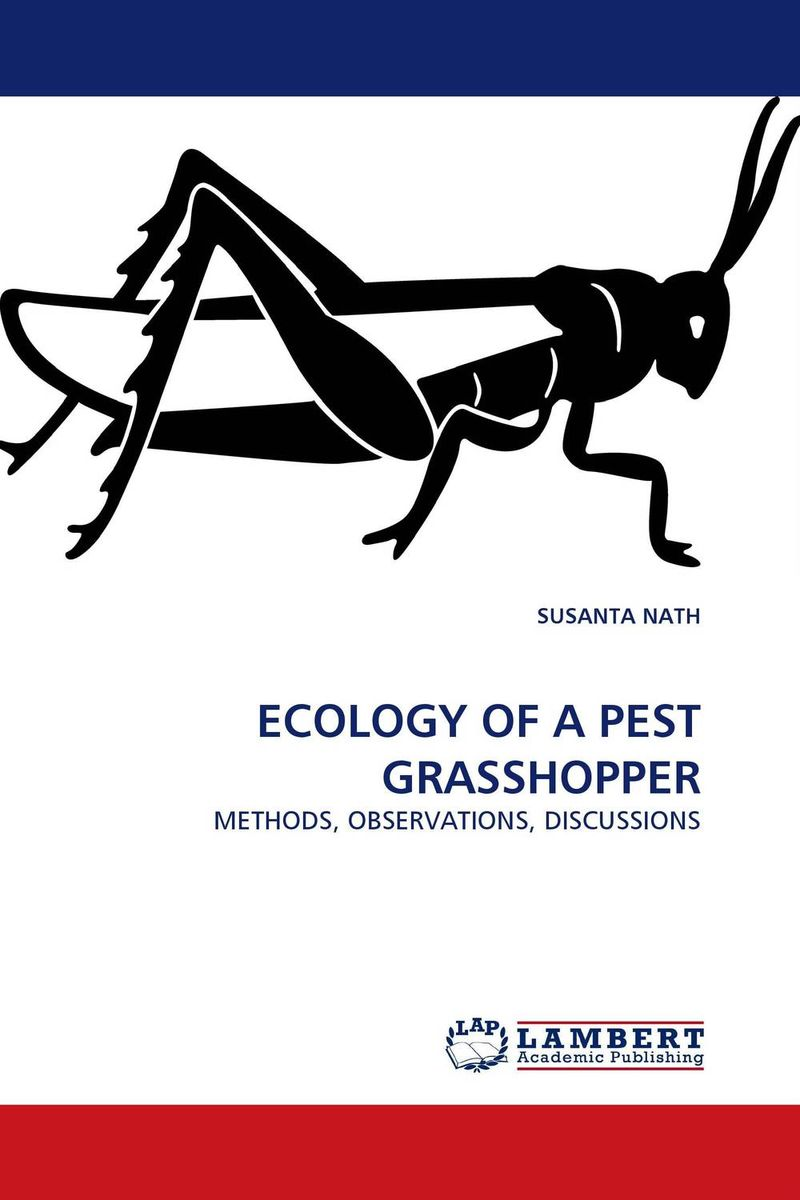 ECOLOGY OF A PEST GRASSHOPPER vegetation ecology in nnp