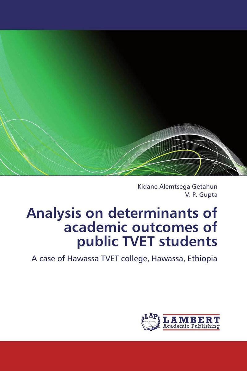 Analysis on determinants of academic outcomes of public TVET students analysis of bacterial colonization on gypsum casts