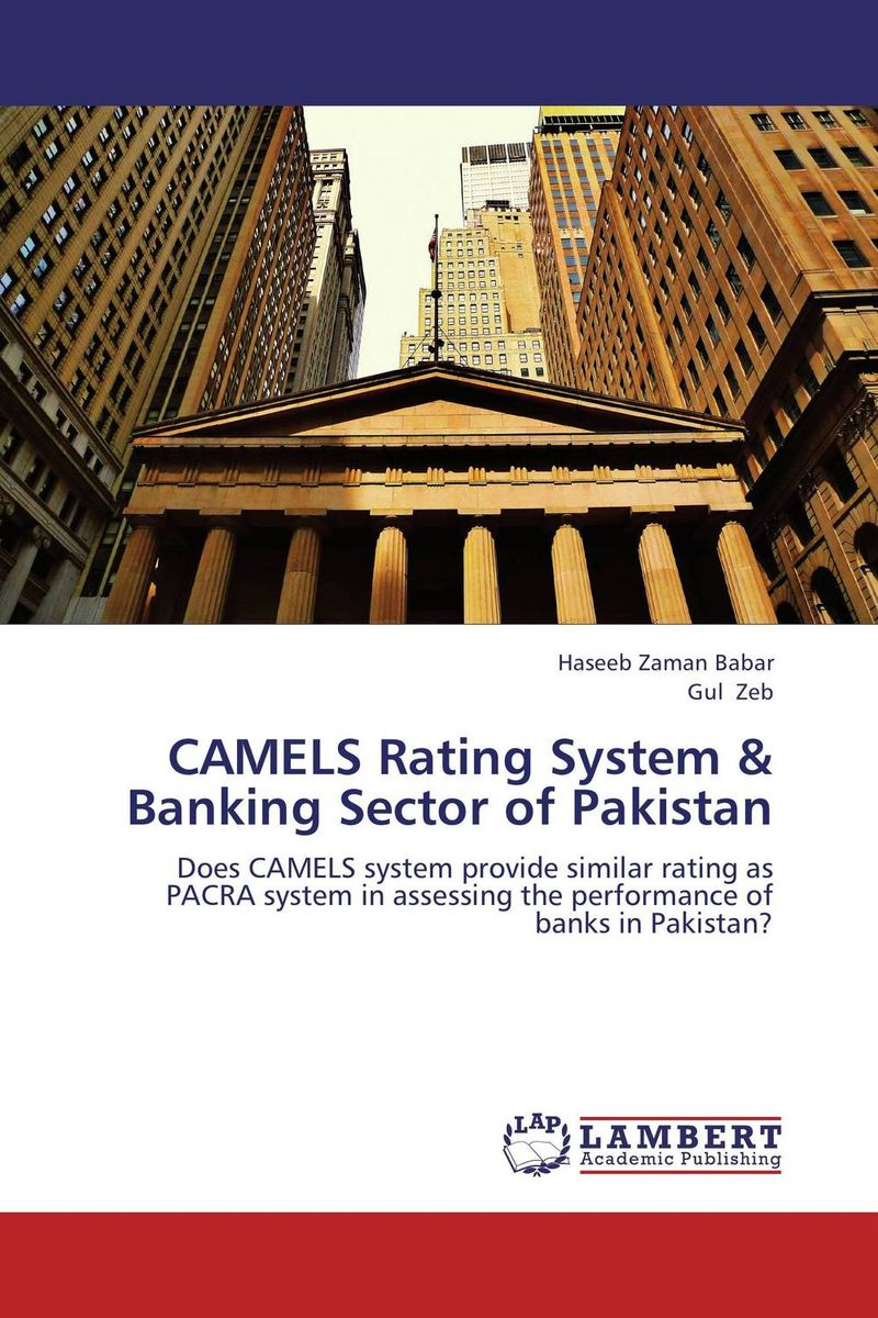 CAMELS Rating System & Banking Sector of Pakistan liquidity risk management in banks economic and regulatory issues springerbriefs in finance