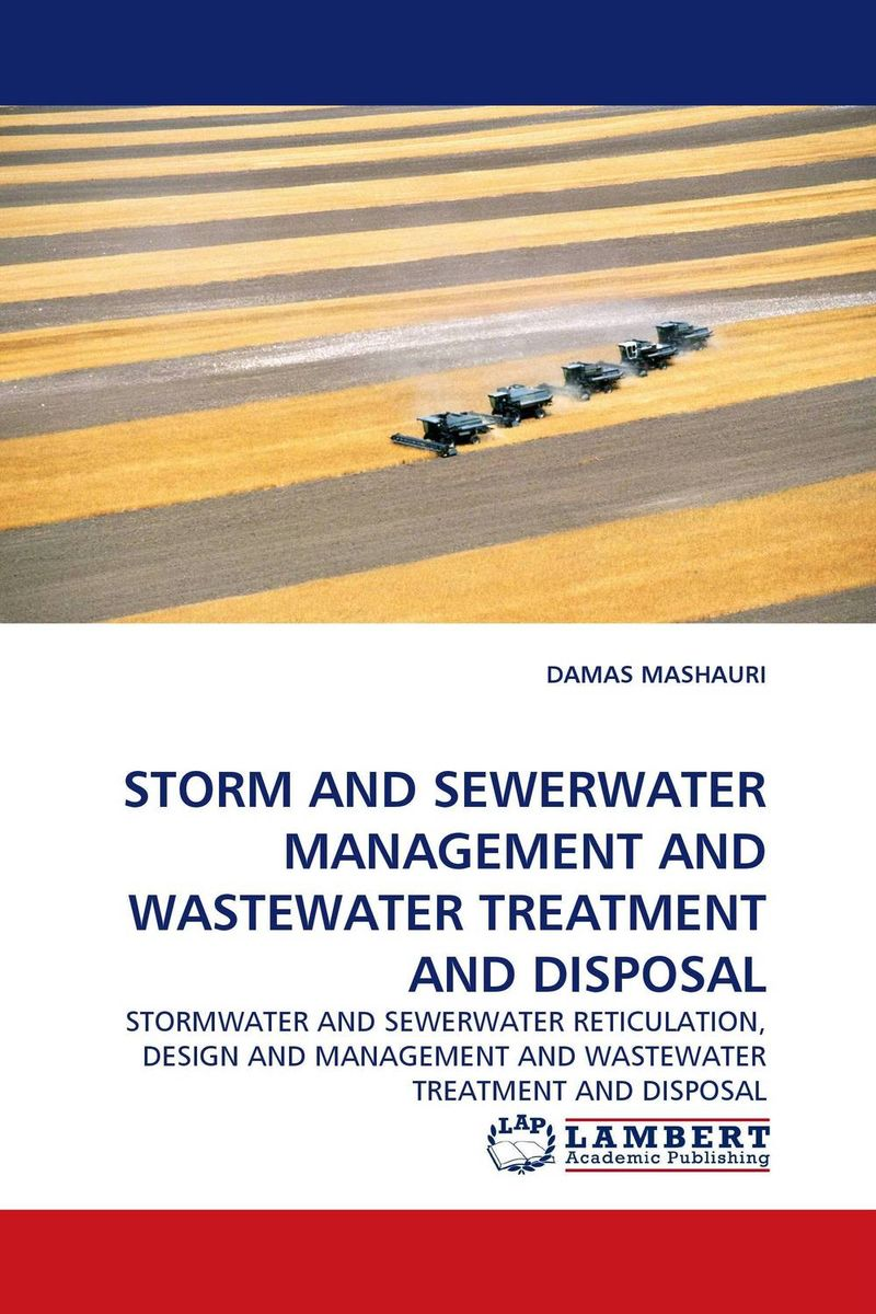 STORM AND SEWERWATER MANAGEMENT AND WASTEWATER TREATMENT AND DISPOSAL sword in the storm