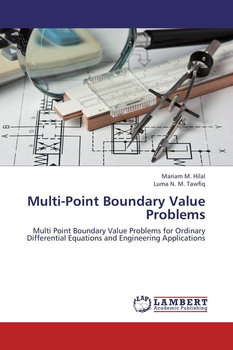 Zakazat.ru: Multi-Point Boundary Value Problems