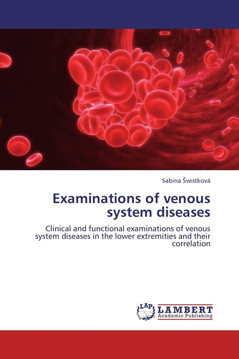 Examinations of venous system diseases abo and genetic risk factors associated with venous thrombosis