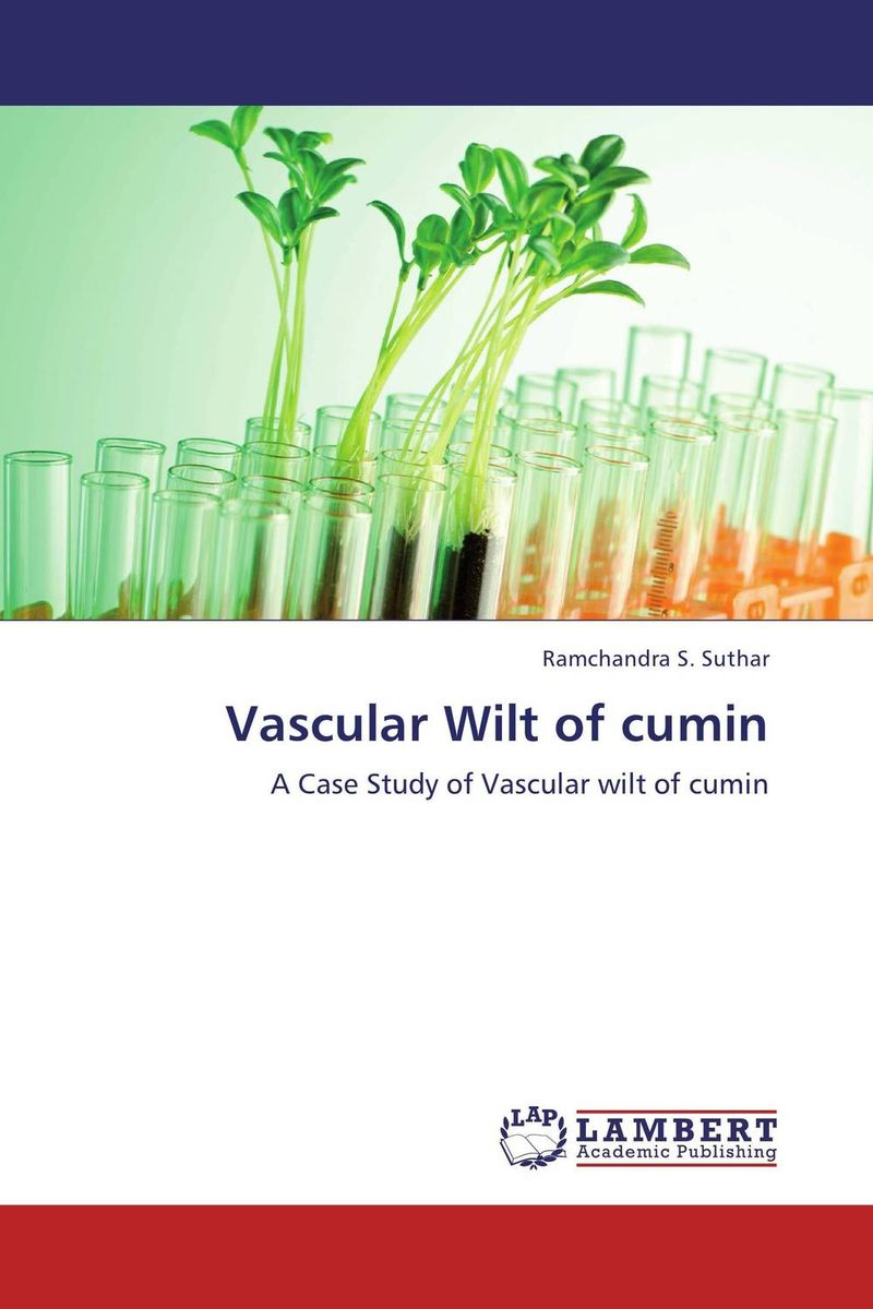 Vascular Wilt of cumin biochemical and molecular aspects of wilt in chickpea