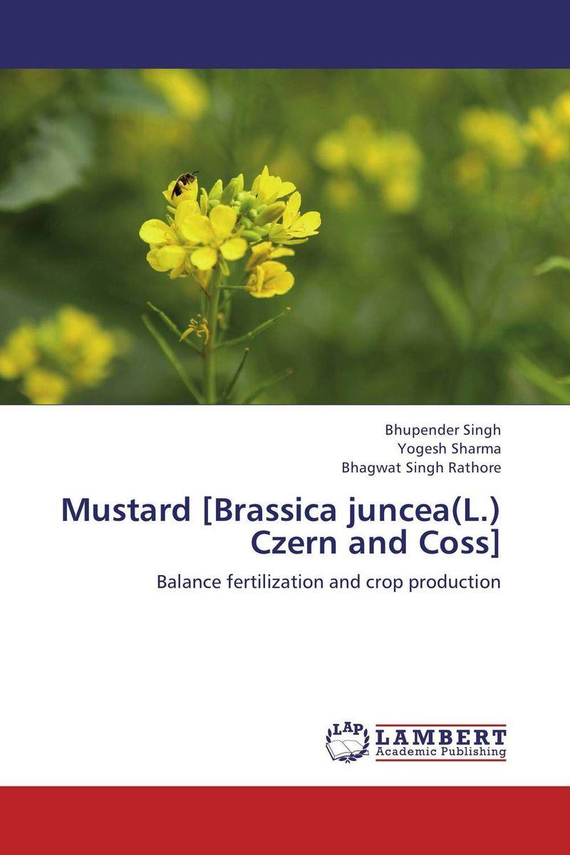 Mustard [Brassica juncea(L.) Czern and Coss] subodh kumar and rakesh kumar response of organic nutrition and nitrogen on mustard brassica juncea