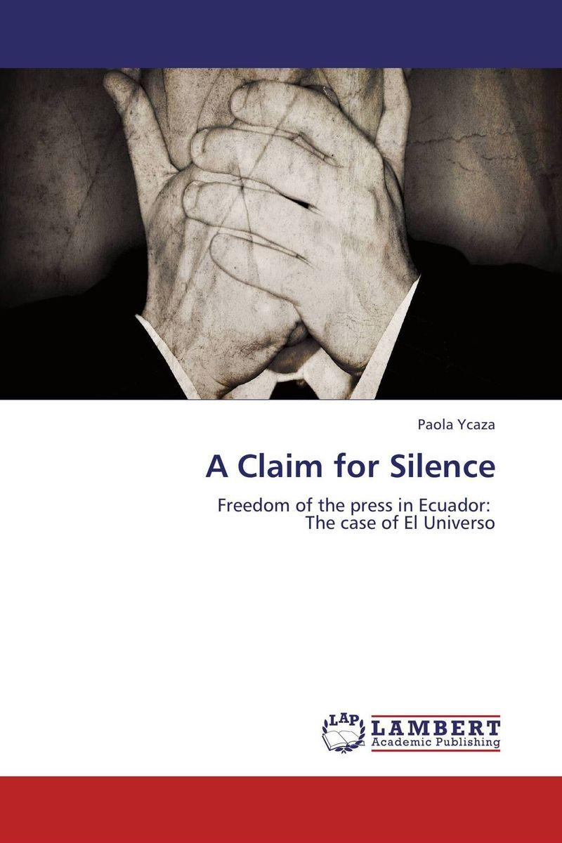 A Claim for Silence
