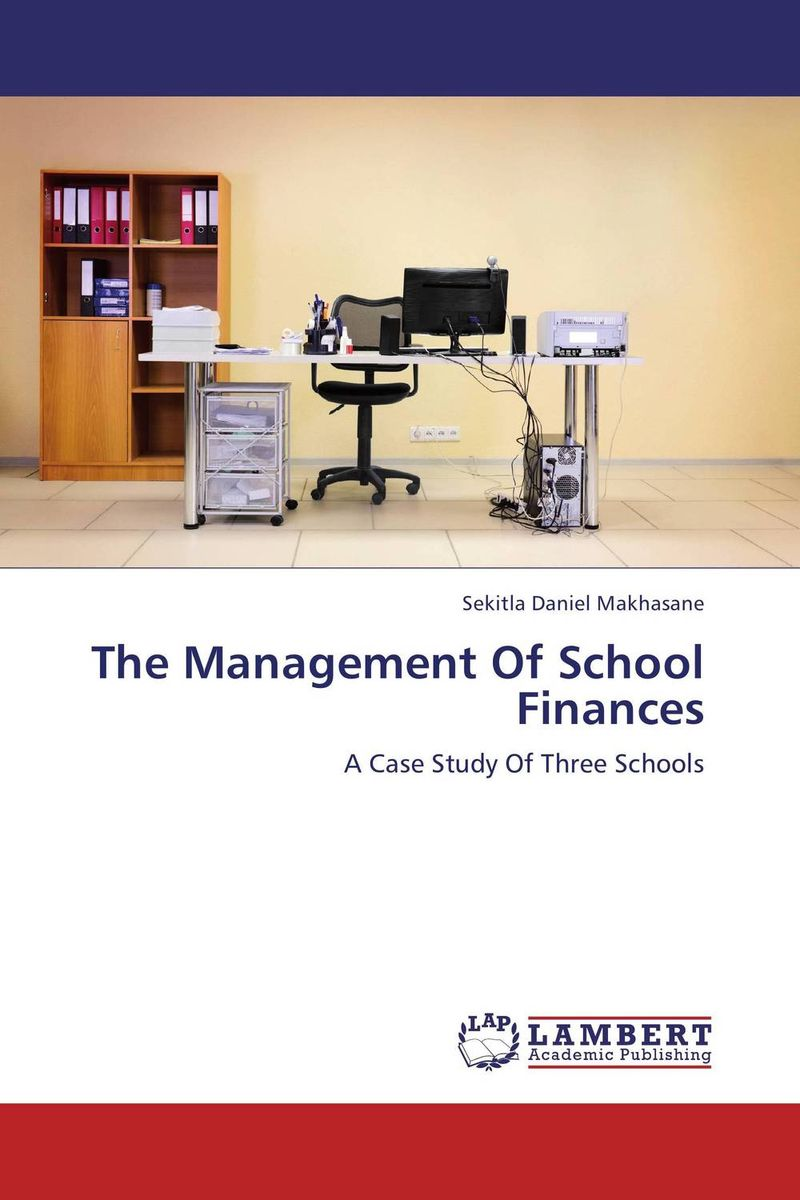 The Management Of School Finances stenders 3d 200