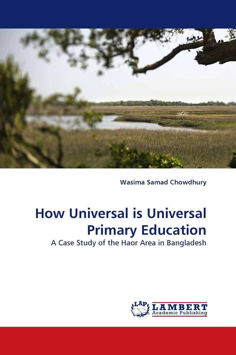 где купить How Universal is Universal Primary Education по лучшей цене