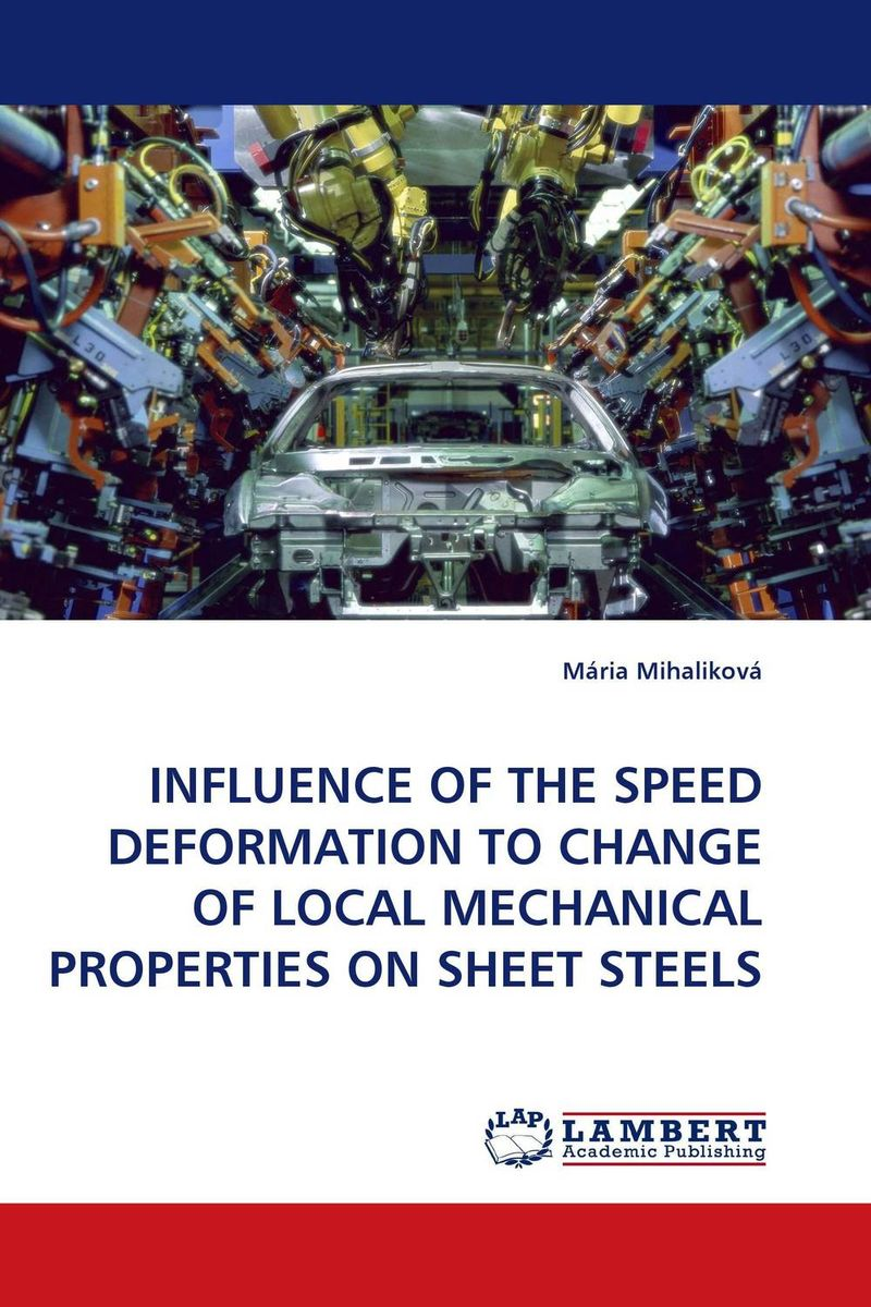 INFLUENCE OF THE SPEED DEFORMATION TO CHANGE OF LOCAL MECHANICAL PROPERTIES ON SHEET STEELS gbasouzor austin ikechukwu and atanmo philip n properties of bamboo influence of volume fraction and fibre length