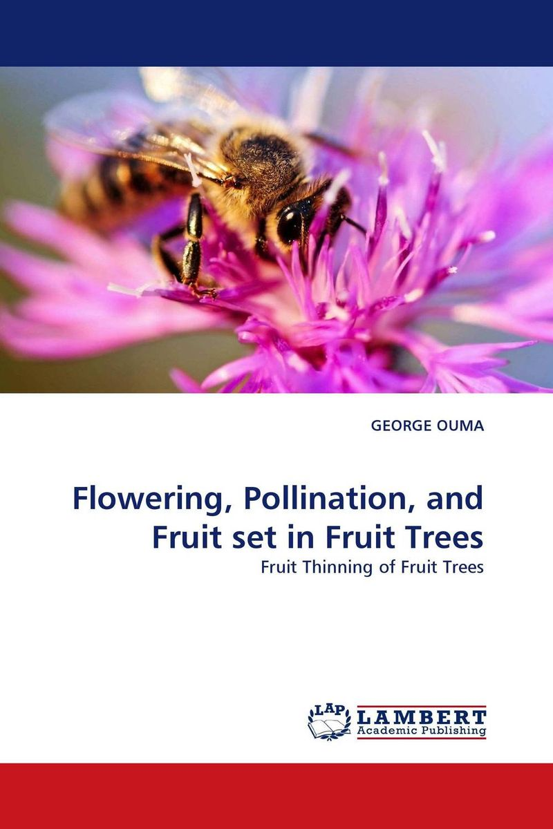Flowering, Pollination, and Fruit set in Fruit Trees coloring of trees
