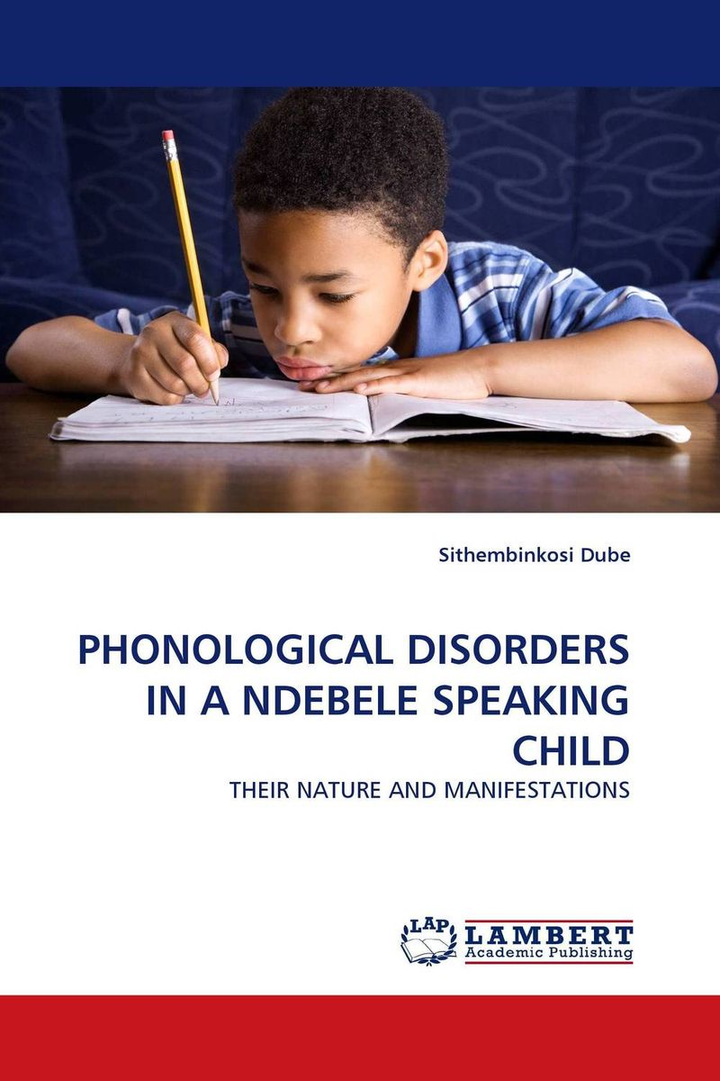 PHONOLOGICAL DISORDERS IN A NDEBELE SPEAKING CHILD j c goodman the development of speech perception – the transition from speech sounds to spoken words