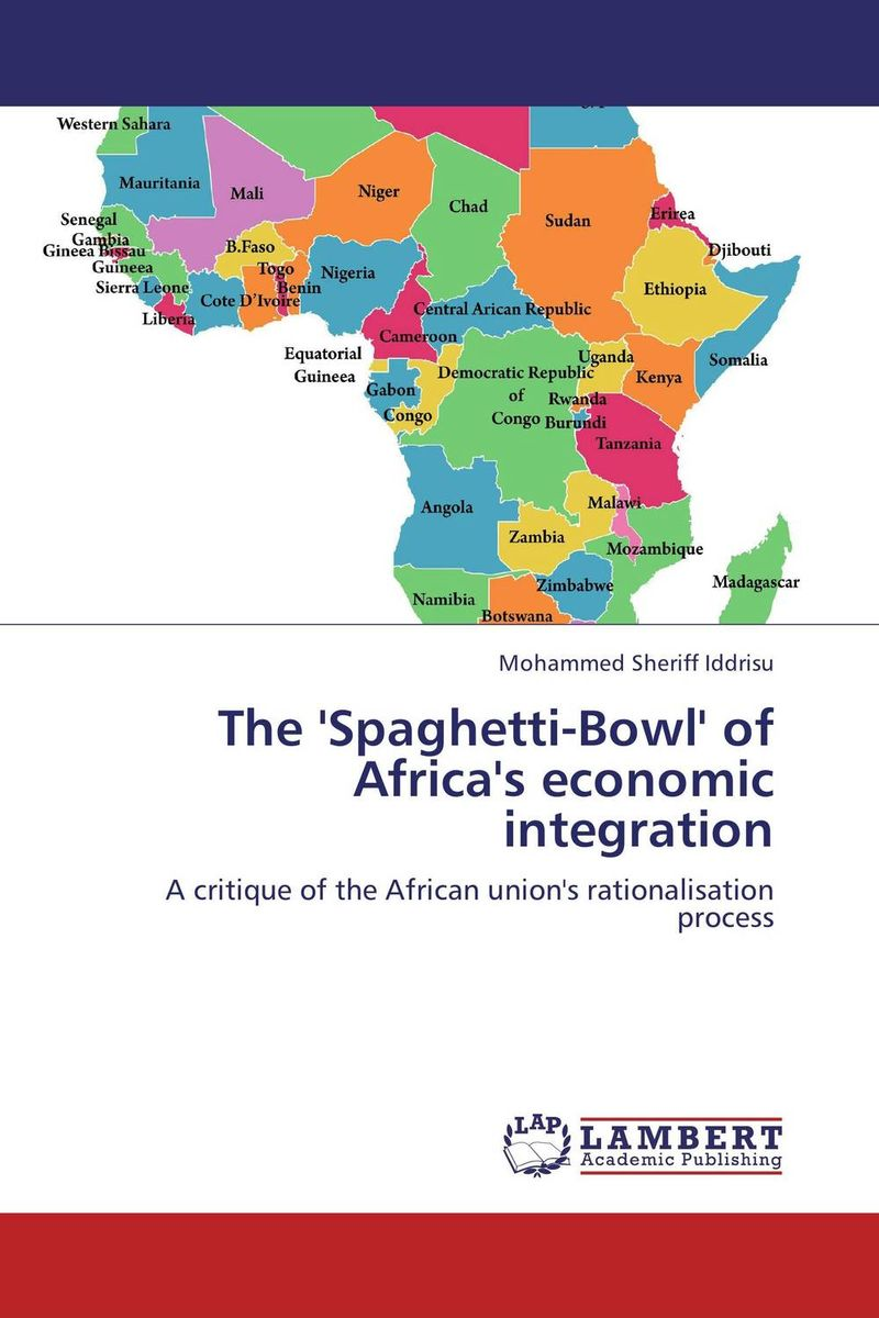 The 'Spaghetti-Bowl' of Africa's economic integration u2 360° at the rose bowl