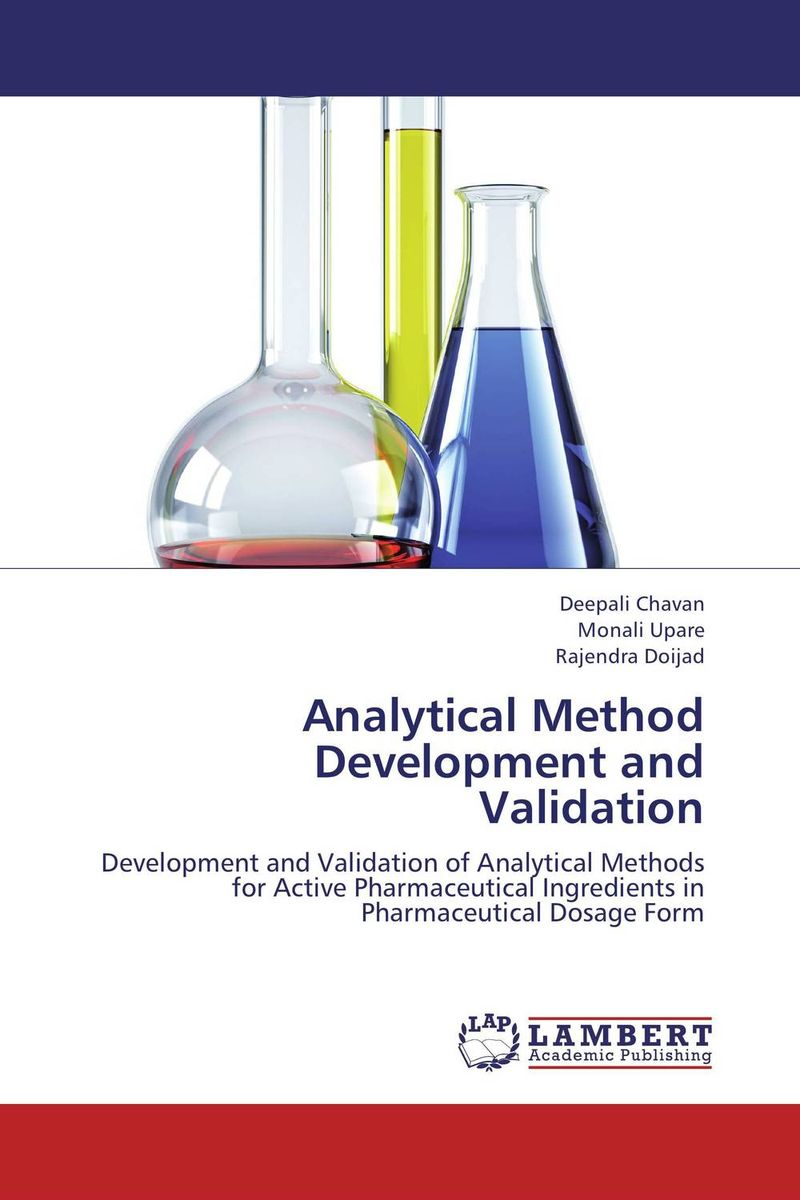 Analytical Method Development and Validation analytical method development