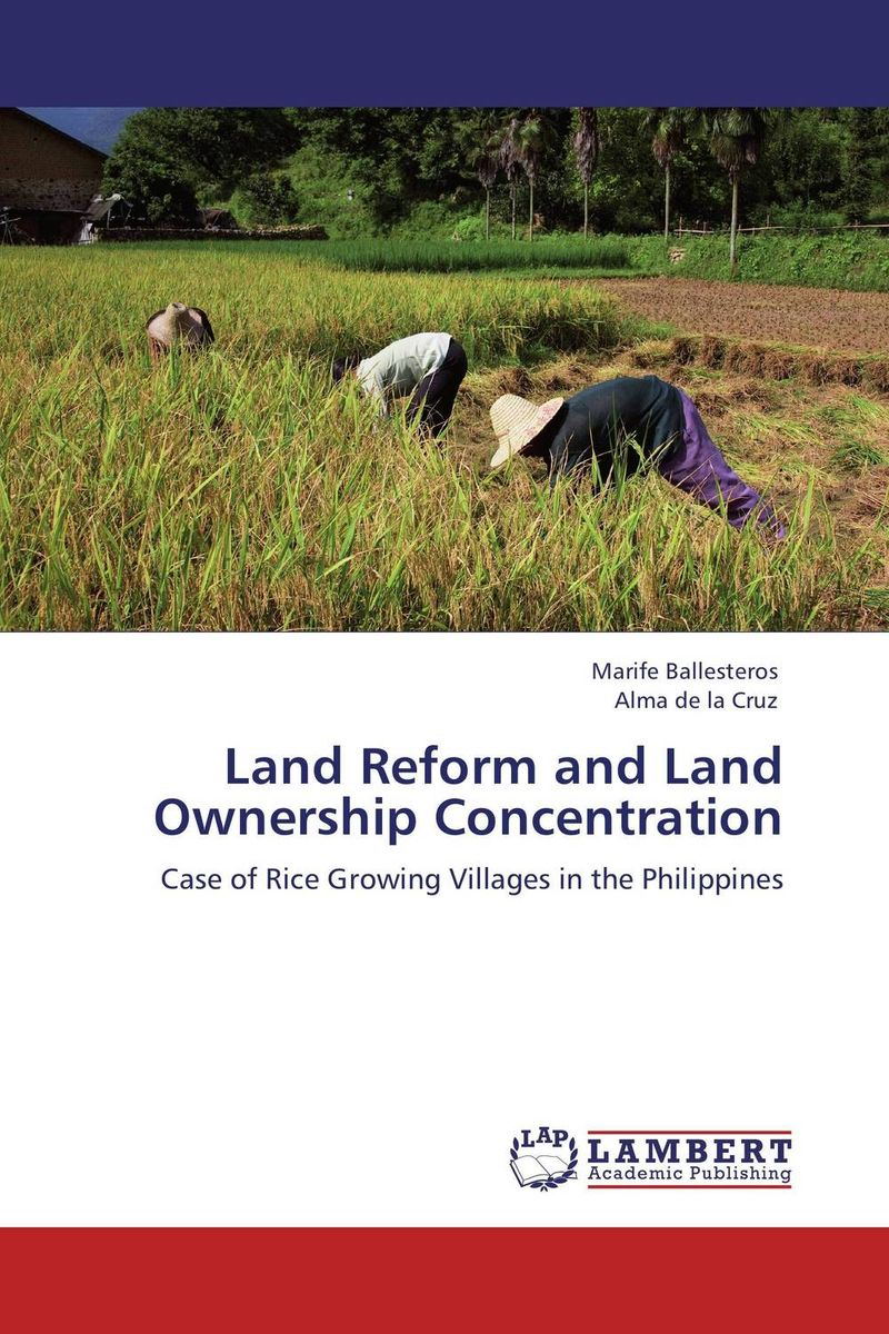 Land Reform and Land Ownership Concentration the concept of collective ownership in ship