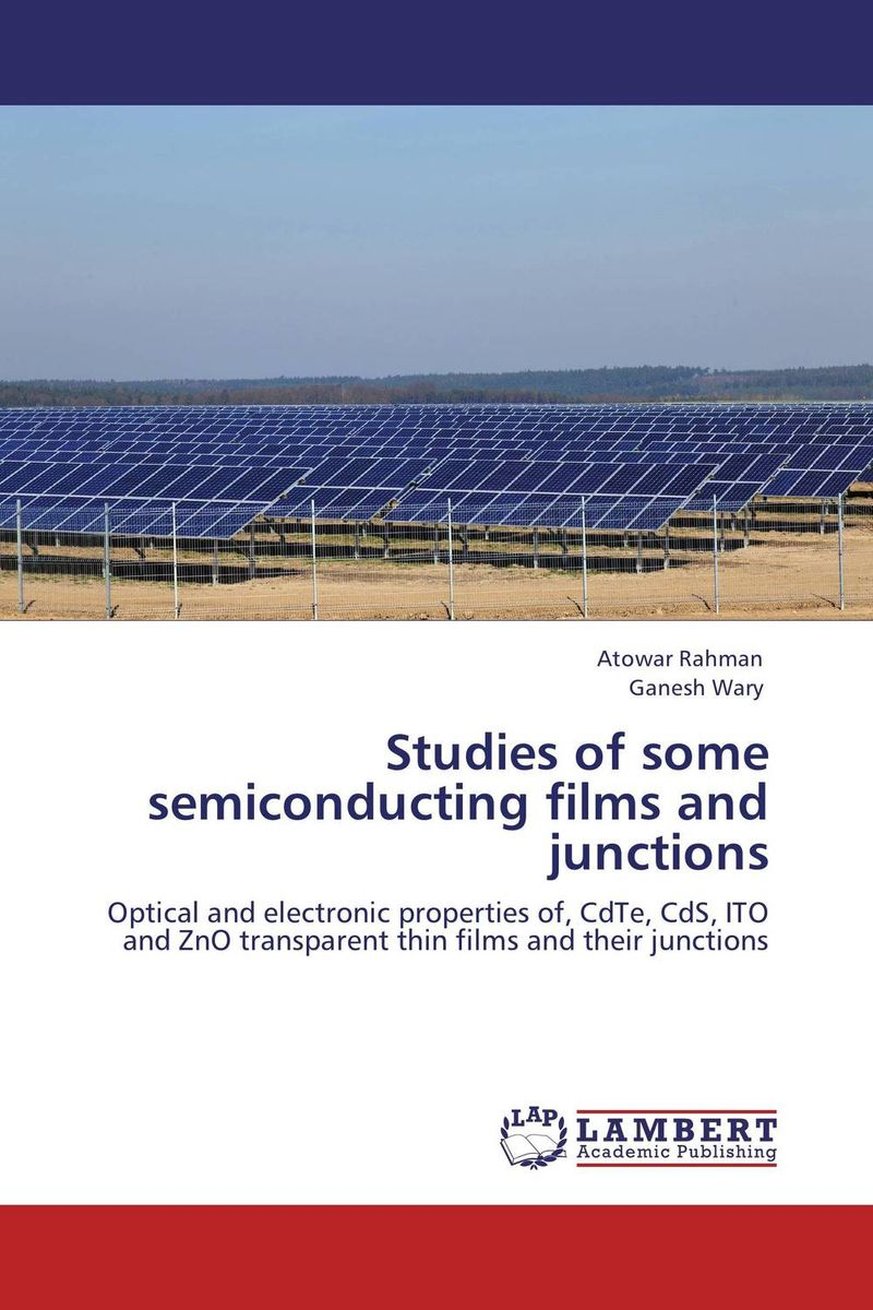 Studies of some semiconducting films and junctions ito ito comparative leukemia research 1973 leukemogenesis
