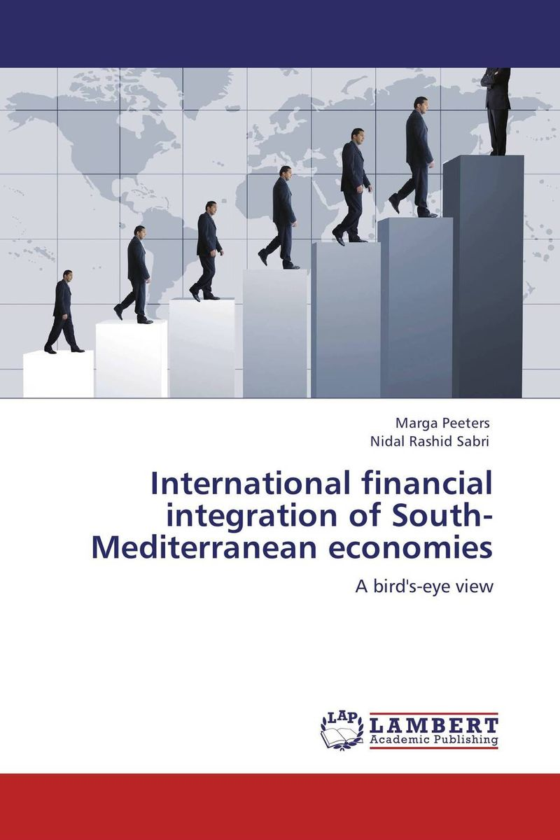 International financial integration of South-Mediterranean economies north and south