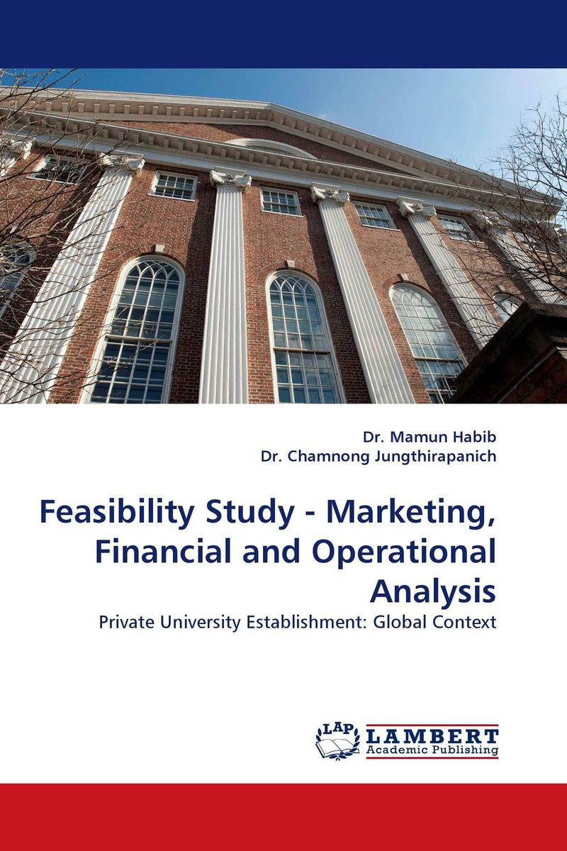 Feasibility Study - Marketing, Financial and Operational Analysis financial performance analysis