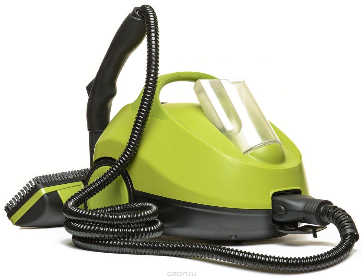Kitfort KT-912 пароочистительKT-912Пароочиститель — многофункциональный аппарат, способный заменить моющий пылесос, дезинфектор, стеклоочиститель, отпариватель для тканей. Используя силу горячего пара, пароочиститель великолепно очищает любые поверхности и обеспечивает деликатную глажку вещей. Прибор очень удобен в использовании, и работа с ним не требует от пользователя каких-то особых навыков и умений. Пароочиститель КТ-912 совмещает в себе преимущества предыдущих моделей. Он оснащен съемным резервуаром (баком) для воды, благодаря чему можно доливать воду в процессе работы, не прерывая подачу пара. Из резервуара вода подается в бойлер помпой (водяным насосом) высокого давления, поэтому в бойлере находится только необходимый для работы минимум воды. За счет этого время разогрева составляет всего 2-3 минуты.Пароочиститель оборудован съемным паровым шлангом. Имеется индикация готовности к работе и сигнализация отсутствия воды. Конструкция корпуса — напольного типа, с удобной ручкой сверху и колесиками для облегчения передвижения.Область примененияПолы и стены: из керамической плитки и гранитаводостойкий деревянный полпластиковый полковровые покрытияСтеклянные поверхности: витражи и оконные рамыокна и зеркалафурнитураТканевые вещи: одежда (деликатные и плотные ткани)хлопковые и пеньковые занавесидушевые шторы и обивка мебелиСантехника для кухни и ванной: тазы, ванны, раковиныдушевые кабины, туалетыКухни: столешницы, варочные поверхностиСВЧ печи, духовые шкафырезиновый уплотнитель холодильниковкафель и швы между плиткамиизвестковые и жировые отложенияТруднодоступные места: стыки, арматурыжалюзи и радиаторы отоплениякаминыАвтомобили: бампер, радиатор и моторный отсекстекла, внутренняя отделка, чехлыМотоциклы и велосипеды: рамы, колеса и другое.
