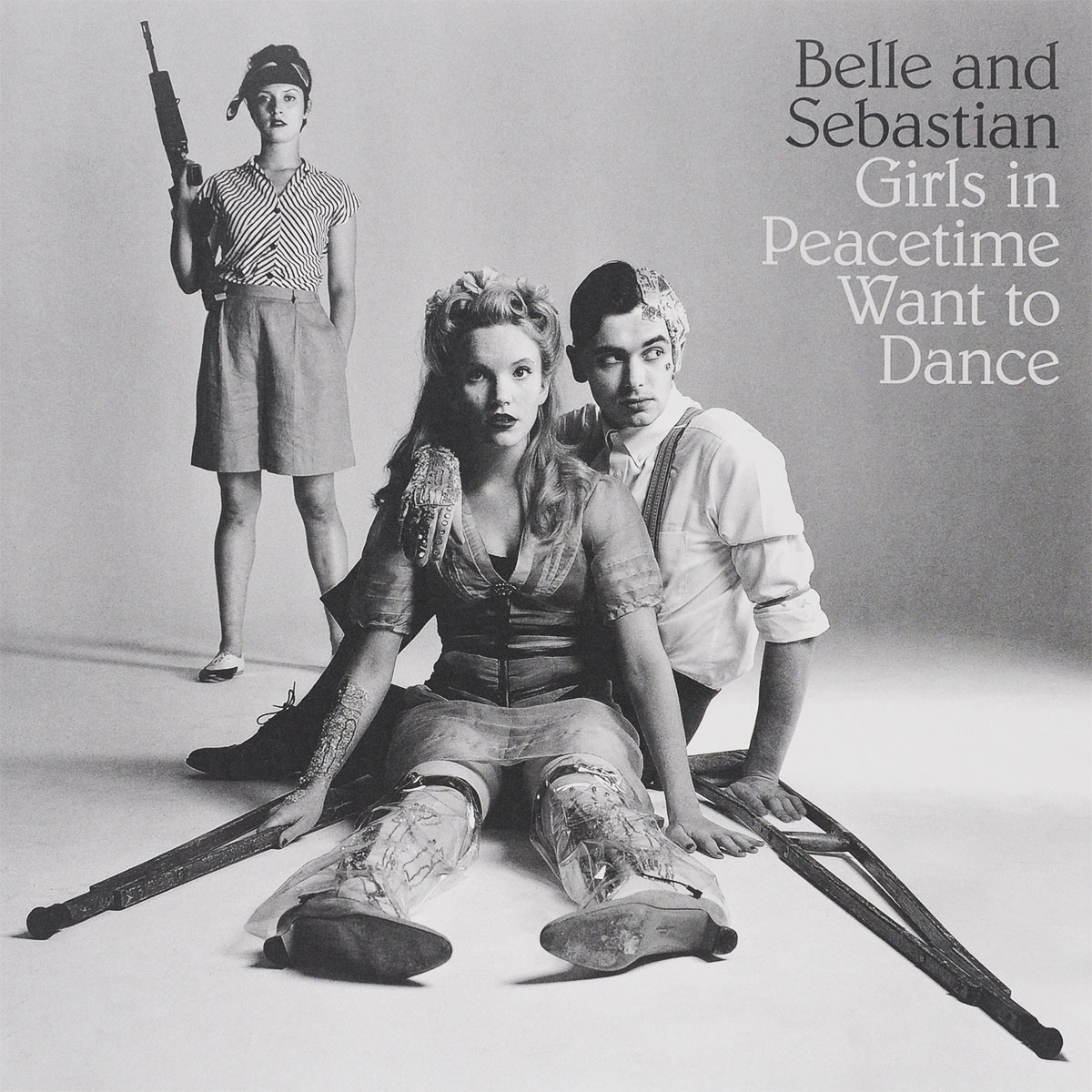 Belle & Sebastian Belle & Sebastian. Girls In Peacetime Want To Dance (2 LP)