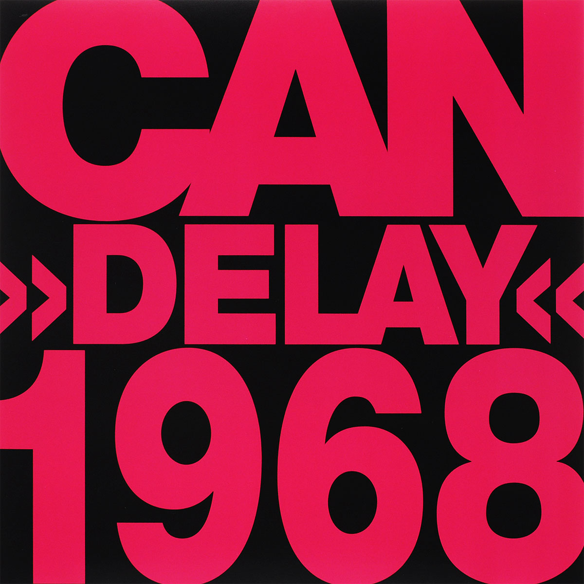 Can Can. Delay (LP)