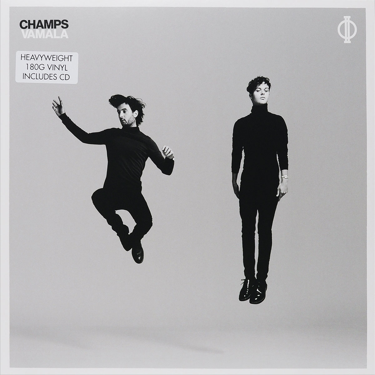 The Champs Champs. Vamala (LP + CD)