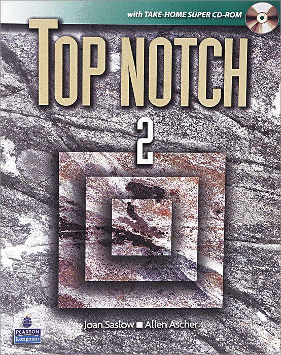 Top Notch: Level 2: Student's Book (+ CD-ROM) easy learning speak french with cdx2